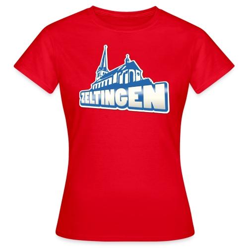 Zeltingen - Frauen T-Shirt