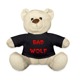 badwolf staff teddy - Teddy Bear