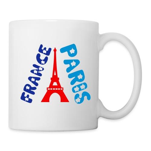 TASSE PARIS MUG - Mug blanc