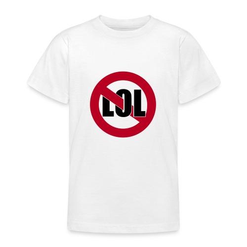 Lol - T-shirt tonåring