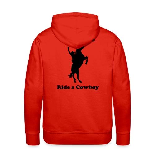 Save a Horse - Premiumluvtröja herr