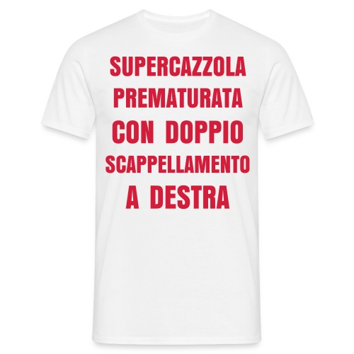 Supercazzola - Men's T-Shirt
