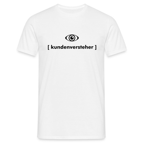 Herren-Shirt EYE   - Männer T-Shirt