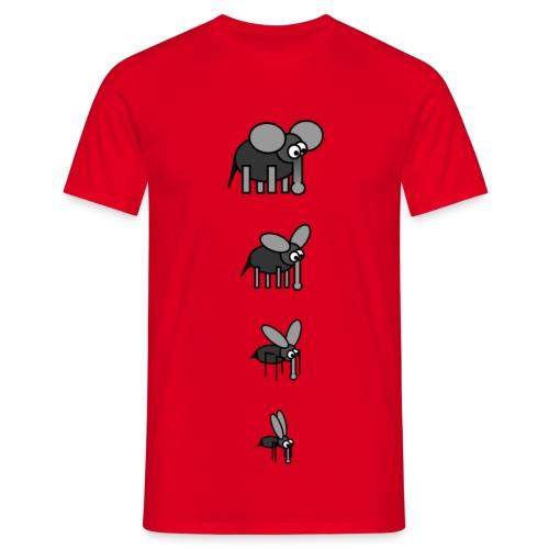 Mückefant - Männer T-Shirt