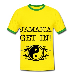 JAMAICA - Men's Ringer Shirt