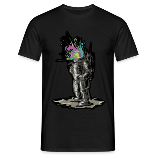 Man on the Moon - T-shirt herr