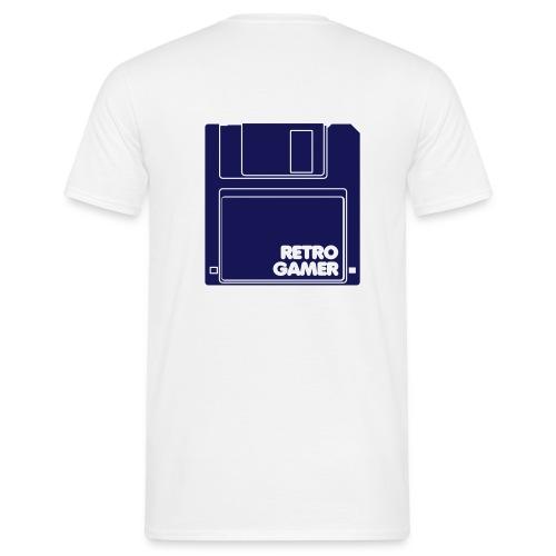 t-shirt retro - T-shirt Homme