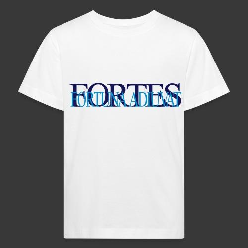 FORTES FORTUNA ADIUVAT - Kids' Organic T-shirt