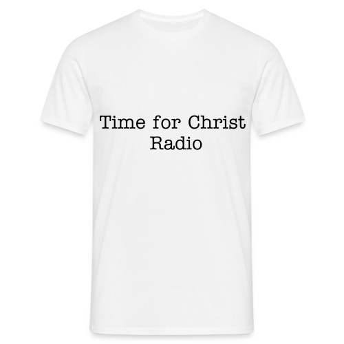TIME FOR CHRIST SIMPLE TOP - Men's T-Shirt