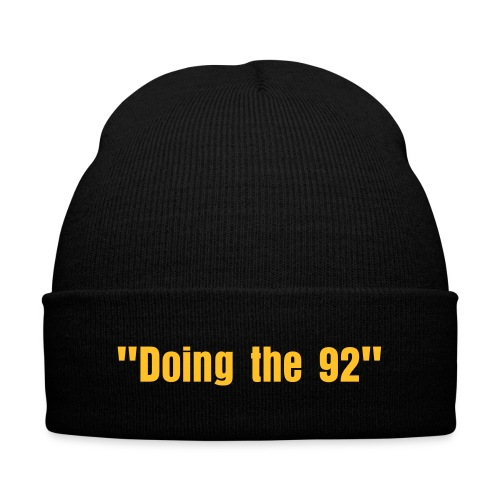 Doing the 92 Winter Hat - Winter Hat