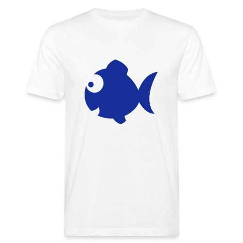 ORGANIC FISH T-SHIRT - Men's Organic T-Shirt