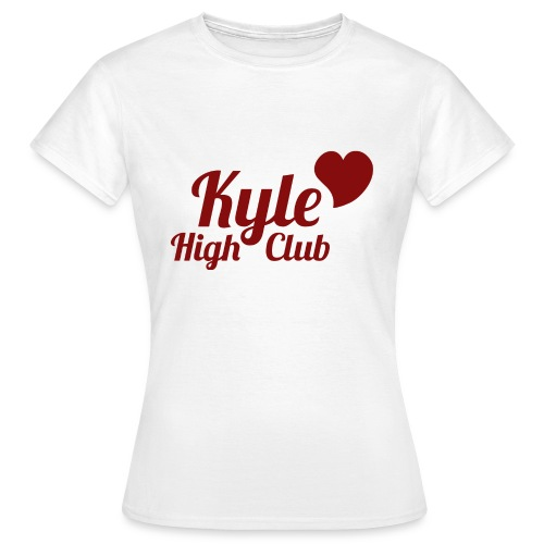 Kyle High Club - Women's T-Shirt