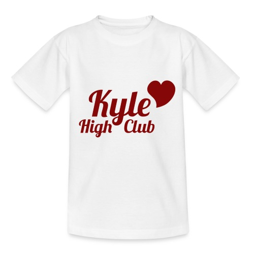 Kyle High Club - Teenage T-Shirt