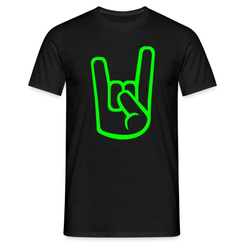 ROCK T-SHIRT - Men's T-Shirt