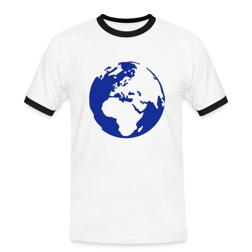 EARTH T-SHIRT - Men's Ringer Shirt