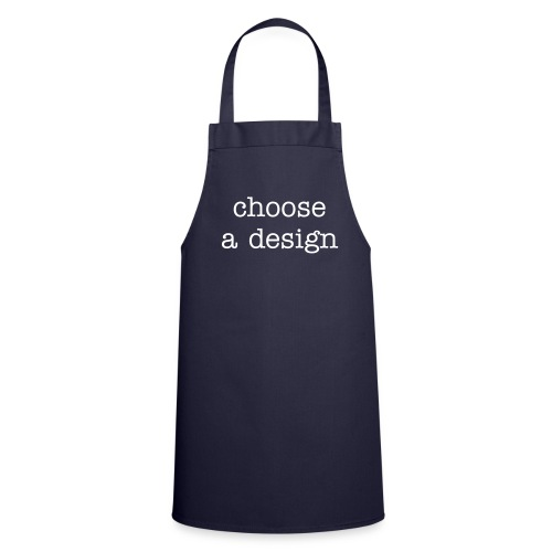 Cooking Apron - If you want another motive than the one on the productpicture, you can send me an email with a description of the motive you want, be sure to note the product number and enter it in the mail. Send to: kwc@hotmail.com