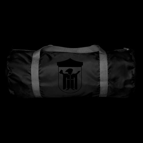 Sporttasche Flexdruck schwarz - Sporttasche