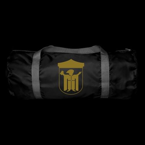 Sporttasche Flexdruck gold matt  - Sporttasche