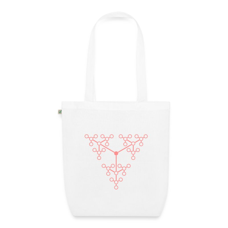 Three Points - EarthPositive Tote Bag