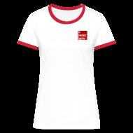 Tee shirts ~ Tee shirt contraste Femme ~ Numéro de l'article 13545173