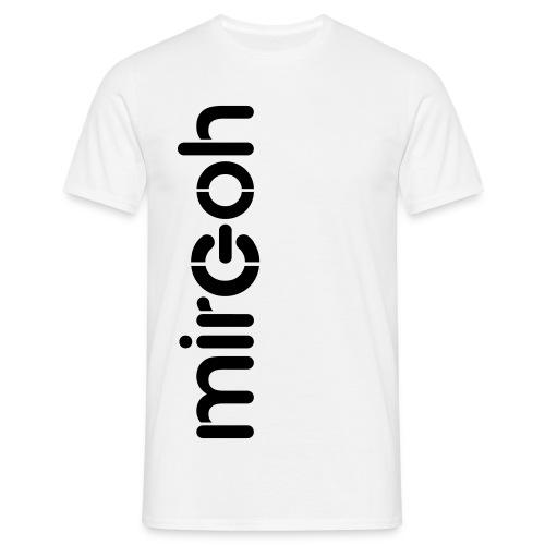 Basic White - Men - Männer T-Shirt