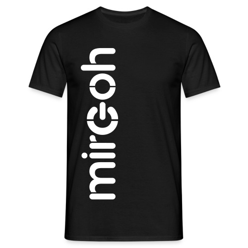 Basic Black - Men - Männer T-Shirt