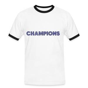 Champions - Men's Ringer Shirt