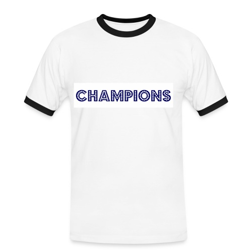 Champions - Men's Ringer Shirt