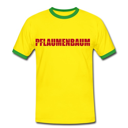 Pflaumenbaum - Men's Ringer Shirt