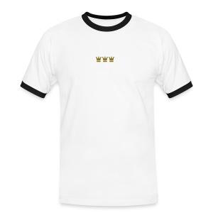 Speimanes - Männer Kontrast-T-Shirt
