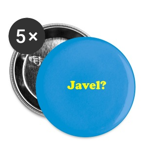 Button - Javel? - Stor pin 56 mm