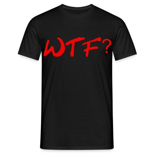 #wTF. T-Shirt - Men's Classic T-Shirt - Männer T-Shirt