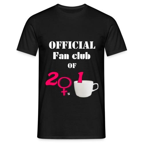 2Girls1Cup fanipaita - Miesten t-paita