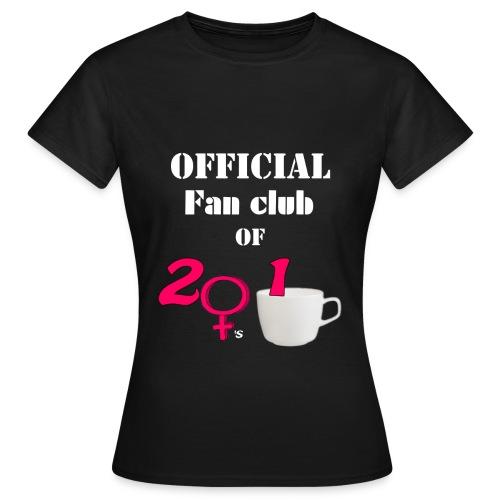 Naisten 2Girls1Cup fanipaita - Naisten t-paita