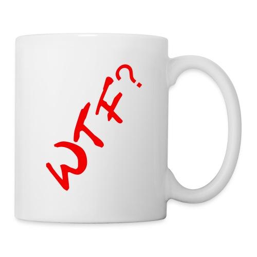 #wTF. Mug - Tasse