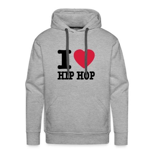 HipHop meets Religion - Men's Premium Hoodie