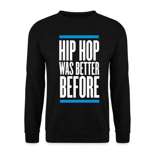 Podskocz Rec. - Hip Hop Was Better Before Sweatshirt - Bluza męska