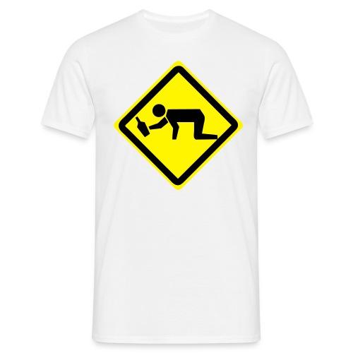 Herren T-shirt   Party ohne Ende   - Männer T-Shirt