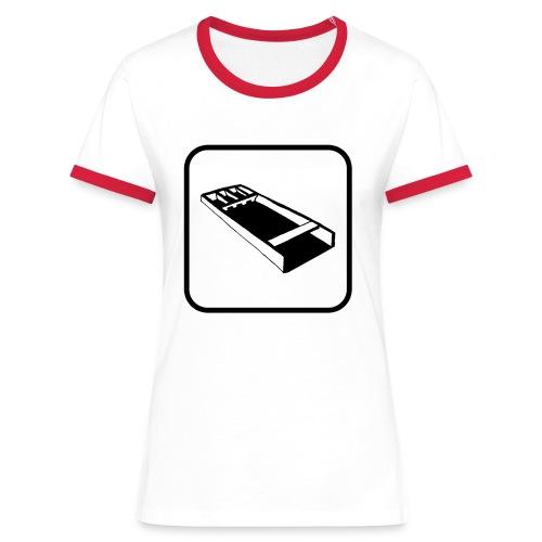 Girl is Dutch and Sjoeling - Women's Ringer T-Shirt