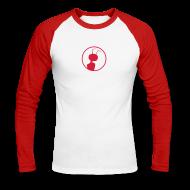 Langarmshirts ~ Männer Baseballshirt langarm ~ Baseball Shirt Special