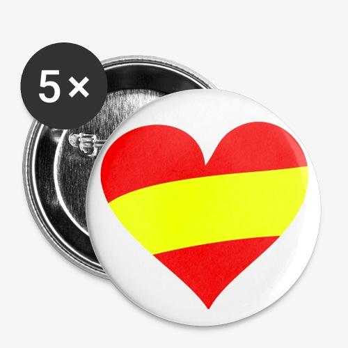Ansteckpin - Emilio Fernandez - Buttons groß 56 mm