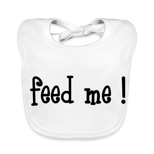 feedme - Baby Organic Bib