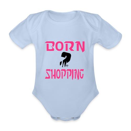 Born2shopping - Baby Bio-Kurzarm-Body