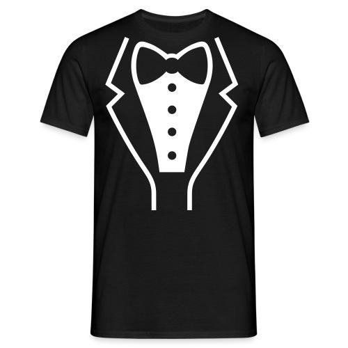 Smart Dave - Men's T-Shirt