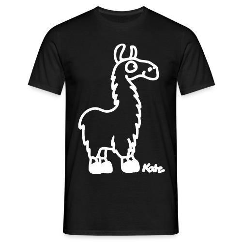 Lama - Men's T-Shirt