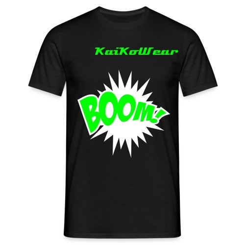 KaiKoWear Kaboom - Men's T-Shirt