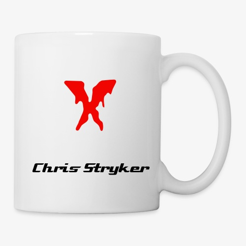 Tasse Chris Stryker - Welcome to the Xtreame side of life - Tasse