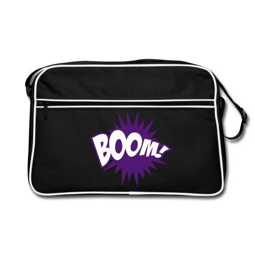 KaiKoWear Kaboooom Bag - Retro Bag