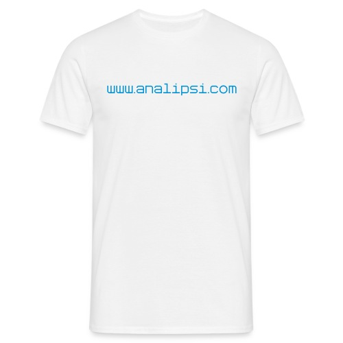 www.analipsi.com - Men's T-Shirt