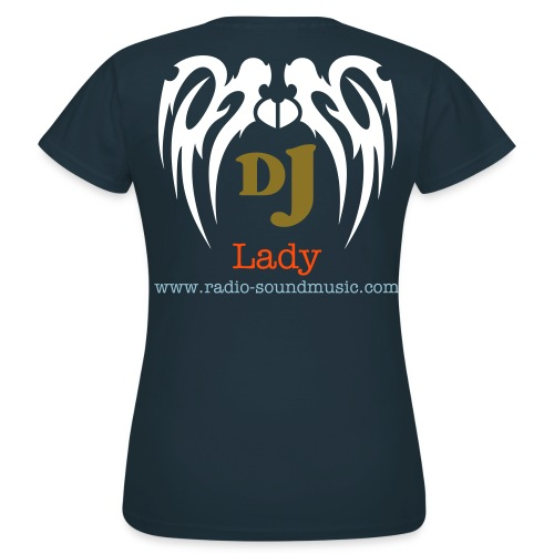Offizial dj shirt Lady - Frauen T-Shirt